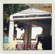 baptist church india