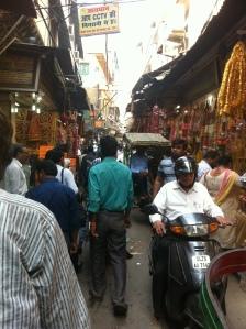 bazaar congestion