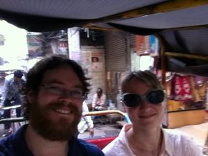 j&d rickshaw chandni chowk